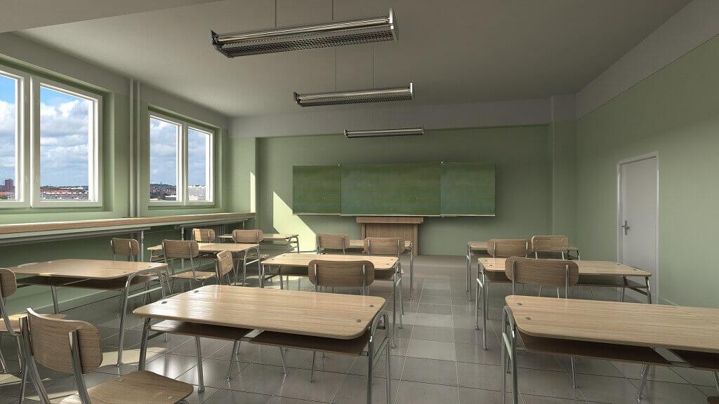 Trường học goldmark city cấp 2