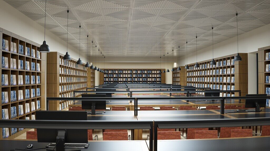 thư viện Trường học goldmark city