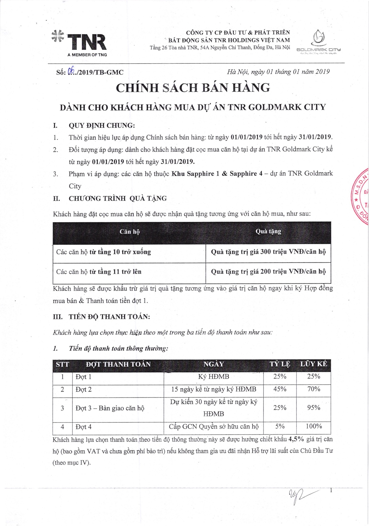 csbh sapphire 1 và 4