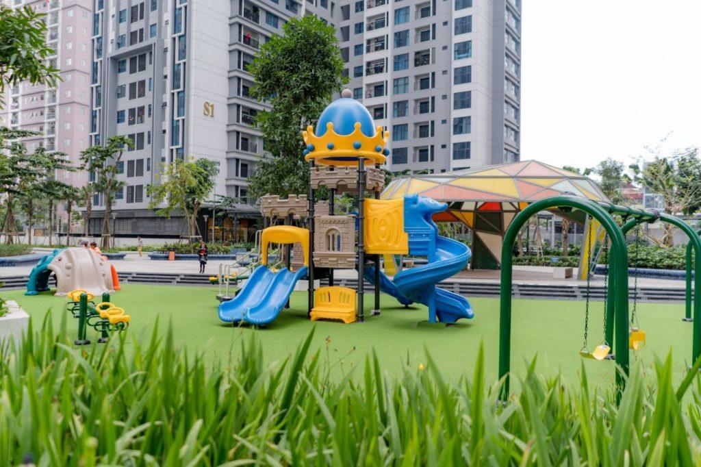 Khu vui chơi trẻ em Goldmark City